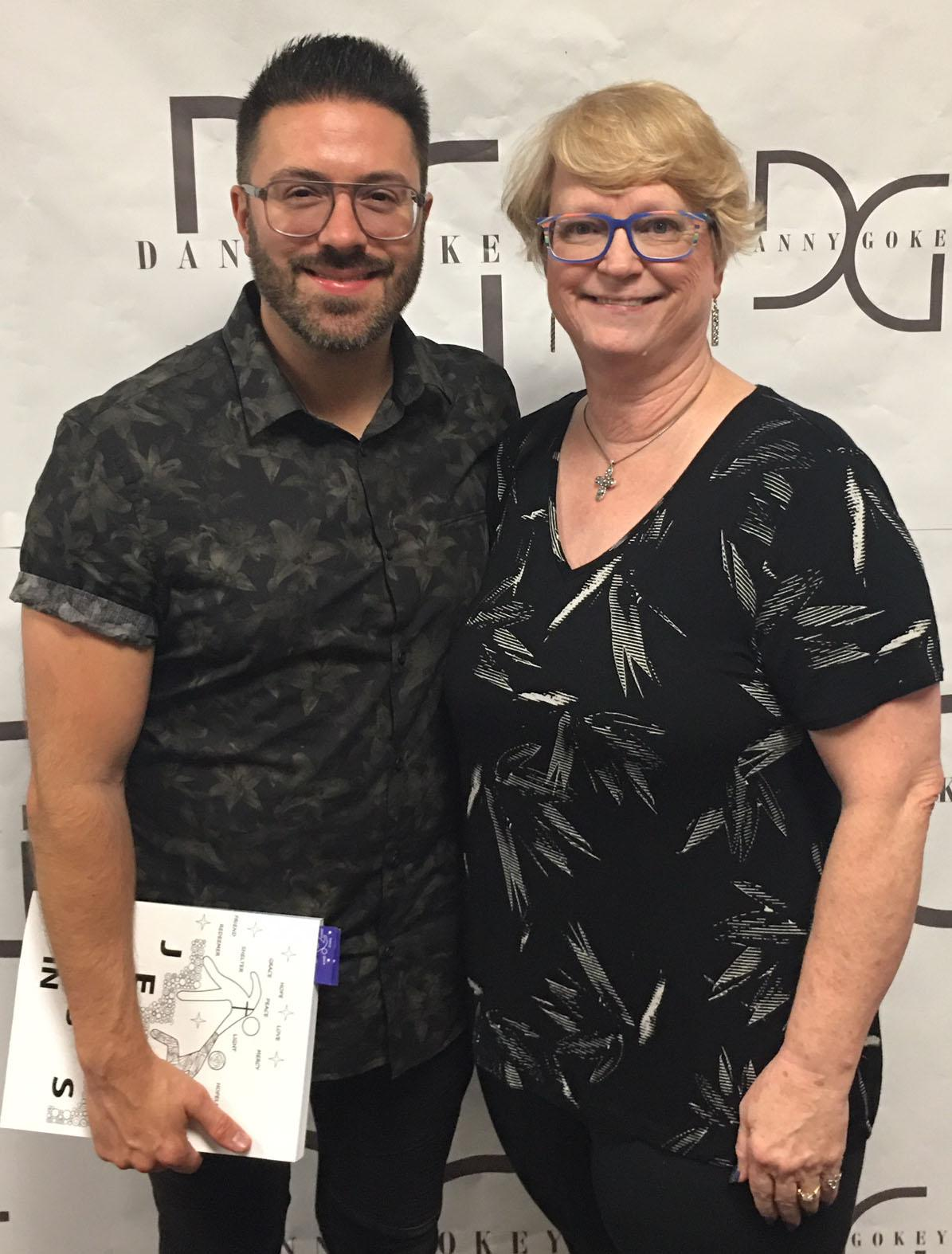 Danny Gokey with Joana Glass
